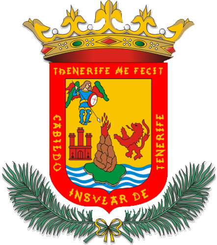 ESCUDO DE TENERIFE.
